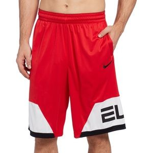 NWOT • Nike Dri-Fit Basketball Elite Block Shorts